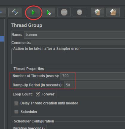 Jmeter之单接口的性能测试