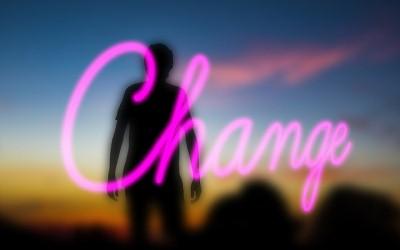 眼见又快过了一年,这年你最大的变化是什么?